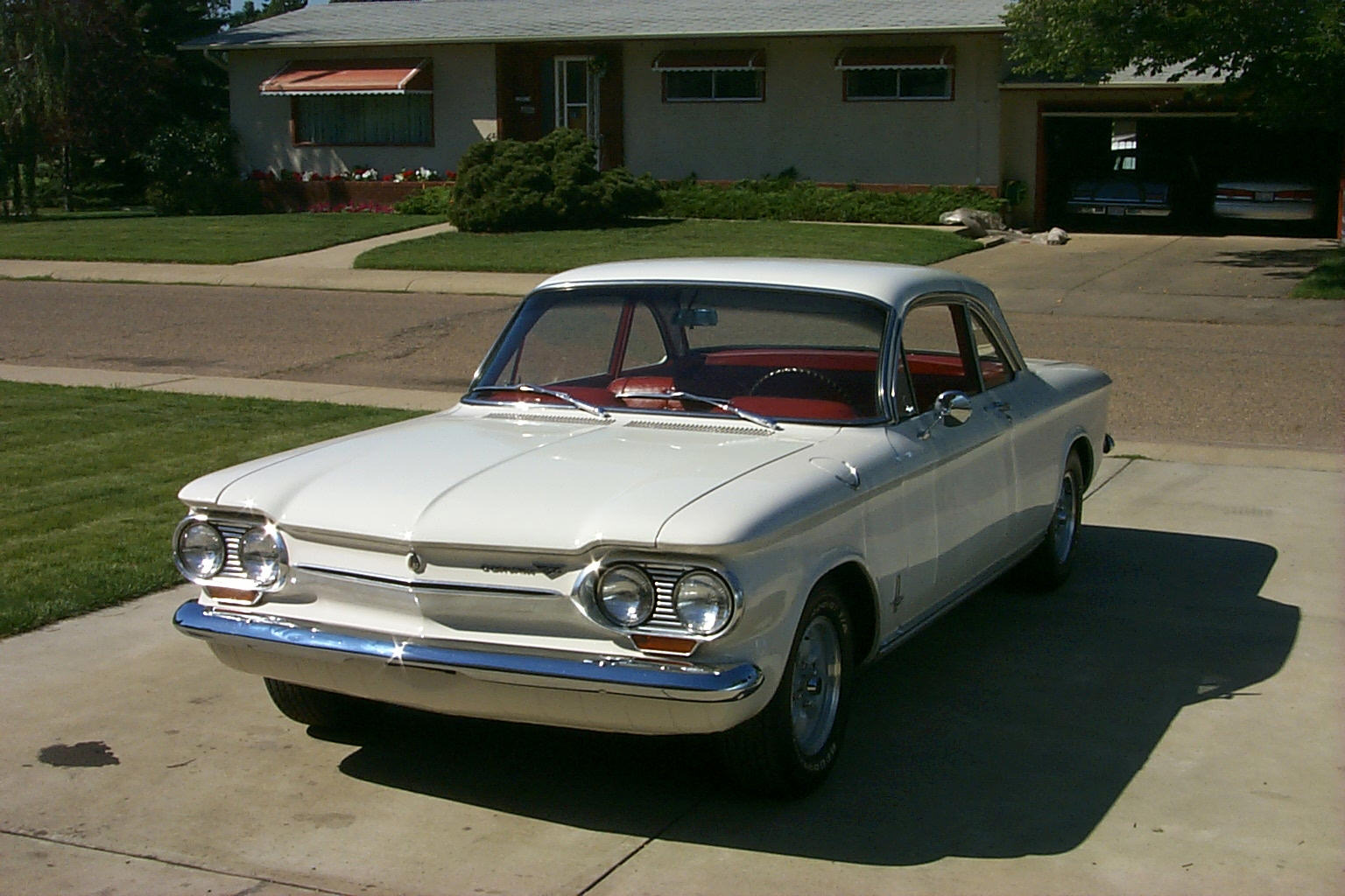WCC Corvair News for Western